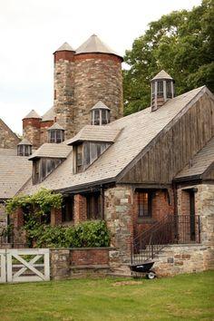 awesome...house + barn!
