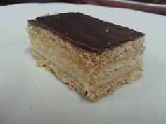 Medové řezy od babičky Jiřiny Tiramisu, Sweet, Ethnic Recipes, Food, Candy, Eten, Tiramisu Cake, Meals, Diet