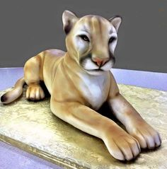 By Mike's Amazing Cakes~Gorgeous! Lion Cakes, Lion King Cakes, Animal Shaped Foods, Africa Cake, Cake Works, Jungle Cake, Fantasy Cake, Sculpted Cakes, Barbie Cake