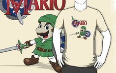 The Legend of Mario  shirt i like
