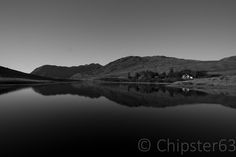 Chipster63 Photography: Snowdon Reflection