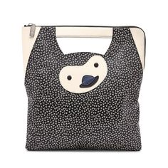 Fossil x Opening Ceremony Sloth Clutch Foldover