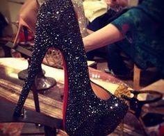 Size 9 please. #DressUpPartyDown