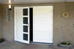 Garagedeur - een sfeerbepalend element voor uw huis