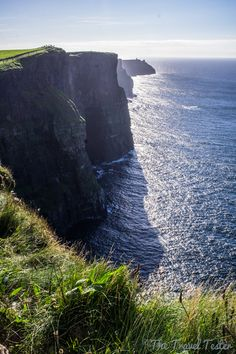 Cliffs of Moher, Ireland One of these days, I'm gonna get there!