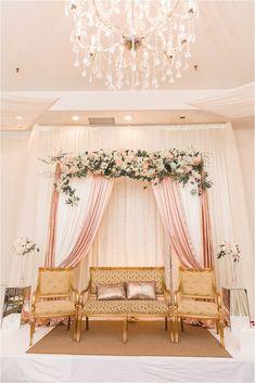 Maryam + Karar's Nikkah Coral Wedding Decorations, Wedding Backdrop Design, Desi Wedding Decor, Luxury Wedding Decor, Pakistani Mehndi Decor, Pakistani Wedding Decor, Engagement Stage Decoration, Reception Stage Decor, Nikah Ceremony