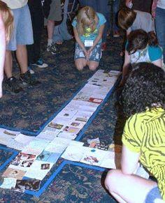 RETHINKING YOUTH MINISTRY: creative worship