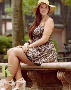 #PlusSize #Model - #curvy #beautiful #fashion #style