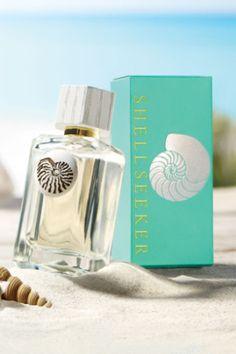 Shellseeker Eau De Toilette - Grapefruit Fragrance, Jasmine Fragrance | Soft Surroundings
