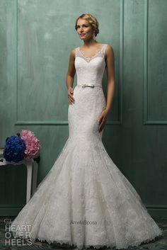 Amelia Sposa 2014 Wedding Dress Style Helena