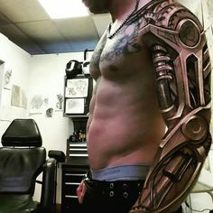 25 Coolest Sleeve Tattoos for Men
