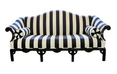 There is something about black and white stripes.... $1,500.00