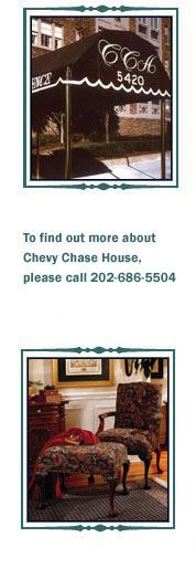 Chevy Chase House 5420 Connecticut Ave.,  NW, Washington, DC 20015