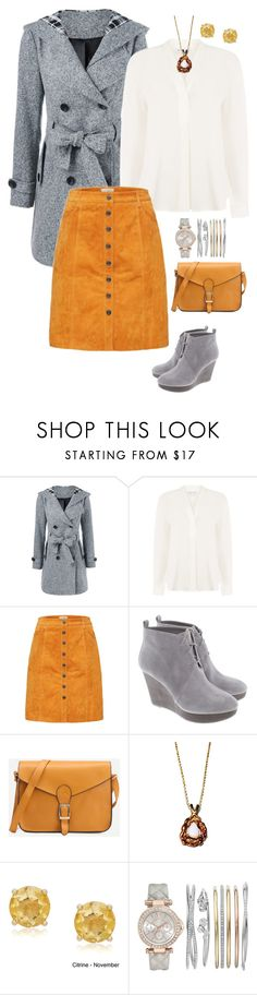 """Geen titel #807"" by miriam-witte ❤ liked on Polyvore featuring Warehouse, NOLA, Michael Kors and Dolce Giavonna"