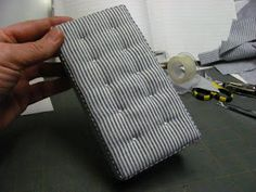 mini matress. Un blog LLENO de interesantes tutoriales.