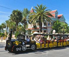 Find Key West sightseeing tour and sunset cruise information here at Fla-Keys.com, The Official Tourism site of The Florida Keys.