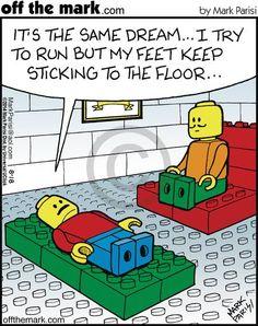Lego dreams