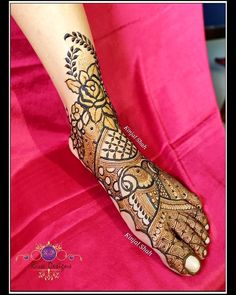 For mehndi order bookings and classes contact Floral Henna Designs, Mehndi Designs Feet, Legs Mehndi Design, Latest Bridal Mehndi Designs, Modern Mehndi Designs, Beautiful Henna Designs, Dulhan Mehndi Designs, Leg Henna, Leg Mehndi