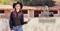 Sabemos que son las más exigentes por eso creamos la mejor moda vaquera para nuestras reinas. Visita nuestra página y conoce la colección 2017!  www.rangers.com.mx