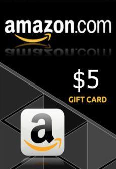 Amazon Gift Card 5 Usd Key United States Amazon Gift Card Free Amazon Gift Cards Gift Card Deals