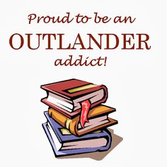 Are you addicted to Diana Gabaldon's books?  Why not let everyne know it? Visit http://www.zazzle.com/OutlandishObserv*/gifts for a variety of products featuring this logo.