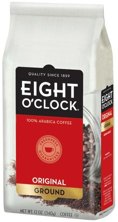 National Coffee Day September 29 with Eight O'Clock Coffee Recipes
