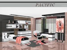 Sims 4 CC's - The Best: Pacific Heights Teens by NynaeveDesigns