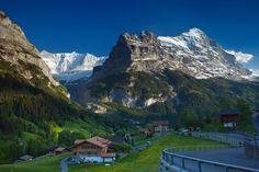 Grindewald | Switzerland | Photo By Venkataraman