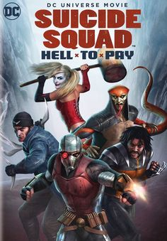 25 images (& sounds) of the Suicide Squad: Hell to Pay cast of characters. Photos of the Suicide Squad: Hell to Pay (Movie) voice actors. Superman Doomsday, Superman Film, Death Of Superman, 2018 Movies, Hd Movies, Movies Online, Watch Movies, Movie Tv, Deadshot
