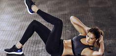 Gesunde Ernährung und gezielte Bauch-Übungen sind die Geheimformel für einen straffen, flachen Bauch!