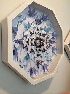 Caroline Preston, Origami Artist   Origami Art