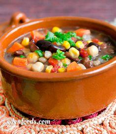 Five Bean Soup...making it this week!