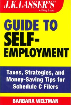 <p><b>Tax facts and strategies every self-employed person needs to know</b></p><p>If you're thinking about starting a business, or have already begun one, you are not alone. There are more than 23 million workers who are already self-employed and file ...