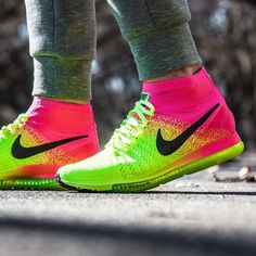 """soldes nike blazer - On-Foot: Nike Zoom All Out Flyknit """"Wolf Grey"""" - EU Kicks: Sneaker ..."""