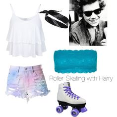 Roller Skating with Harry @Kendall Finlayson Brekke