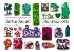 Gertie Jaquet: Opening exhibition Stempelkoorts