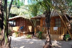 Tantra Cafe and Huts 170kr/natt Patnem beach