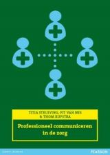 Met dit boek verwerf je kennis en inzicht in de onderliggende basisprocessen van communicatie. Je leert hoe je op basis van kennis en analytisch vermogen adequaat en professioneel kunt communiceren als verpleegkundige. Dat houdt niet in dat je nooit meer fouten maakt, maar wel dat je weet hoe je die fouten herstelt. ISBN: 9789043018807