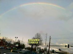 Where's the pot of gold?