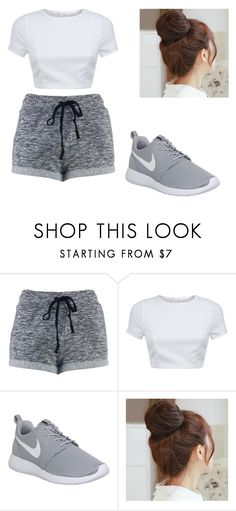 """Untitled #150"" by itsyofavbabymaci ❤ liked on Polyvore featuring AQ/AQ, NIKE and Pin Show"