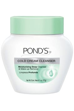The best beauty products that have lasted decades like, Pond's Cold Cream Cleanser.