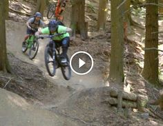 Video: Over the Hill and Through the Woods