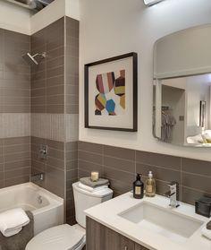 #bathroom Condo, Mirror, Interior, Bathroom Ideas, Bathrooms, House, Furniture, Home Decor, Toilets