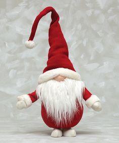 Loving this ZiaBella | Santa Gnome on #zulily! #zulilyfinds