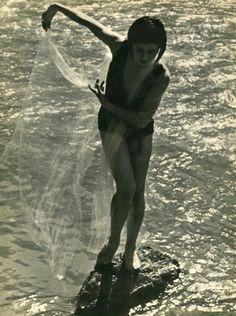 Hisao Okamoto  - Nymphe c. 1936