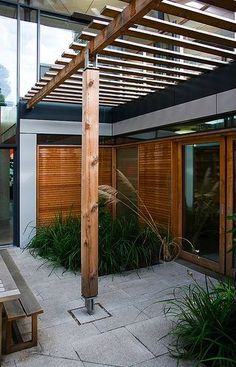 I want to build this arbor over my front door.