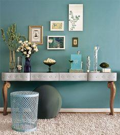 arquitetura do imóvel: Gosta de azul? Então, vem ver minha coleção de ideias de decoração incluindo a cor, considerada pela maioria, mais linda de todas.