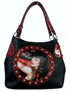 Bettie Page Medium Tote