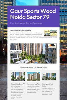 Gaur Sports Wood Noida Sector 79