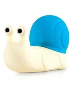 Love this Snail 8 GB USB Drive & Changeable Cover by Bone on #zulily! #zulilyfinds